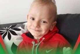 Petru je potrebna pomoć za bolje djetinjstvo: Dječak je rođen sa samo 810 grama, danas boluje od epilepsije i cerebralne paralize