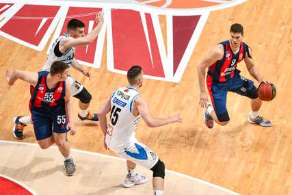 PALI U POSLJEDNJOJ ČETVRTINI Košarkaši Borca se oprostili od plej ofa Druge ABA lige