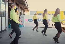 KONAČNO I SPOT Kako izgledaju naši poštari u svjetskom plesnom izazovu (VIDEO)