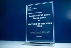 Još jedno svjetsko priznanje: Prointer partner godine kompanije HPE
