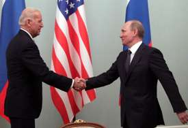 Bajden očekuje skori sastanak sa Putinom: Još se radi na vremenu i mjestu njihovog susreta