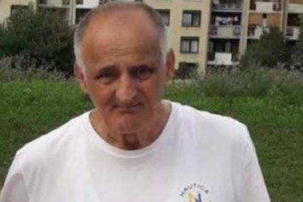 POTRAGA ZA SARAJLIJOM Nestao Roćko Čengić, na sebi ima tamnu trenerku i bordo duksericu