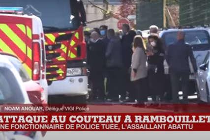 """Otvorena istraga nakon ubistva policajke u Rambujeu """"Francuska je izgubila svoju heroinu"""""""