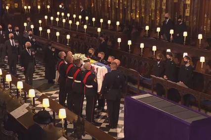 Više od 13 miliona Britanaca gledalo prenos sahrane princa Filipa
