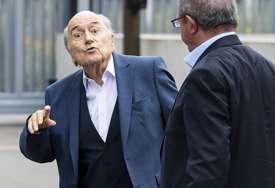 Blater se nije žalio na suspenziju FIFA
