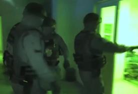HAPŠENJE KAVČANA Kašćelan i pripadnici klana sprovedeni pod jakim snagama (VIDEO)