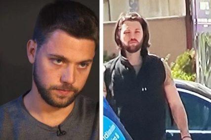 PROMJENA IMIDŽA Brenin sin sada ima dugu kosu, to nije onaj momak kog pamtite (VIDEO)