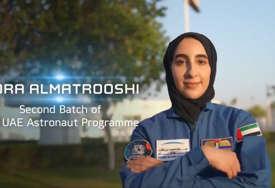 Ujedinjeni Arapski Emirati odabrali prvu ženu kandidata za astronauta: Nora je diplomirani inženjer mašinstva (VIDEO)