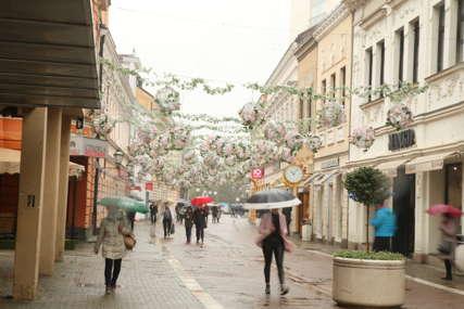 Neka kišobran bude uz vas: Danas u BiH promjenjivo sa kišom, temperatura do 22 stepena