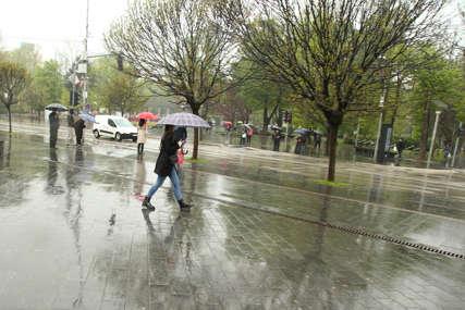 U slučaju lošeg vremena, odgađaju se sportske aktivnosti u pješačkoj zoni