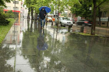 NIGDJE BEZ KIŠOBRANA Sutra u BiH oblačno uz moguću kišu
