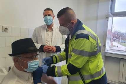 """Vakcinacija u Loparama """"Sve ide po planu, nije bilo nuspojava niti neželjenih efekata"""""""