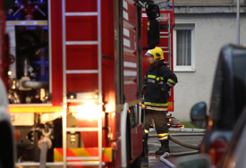 "Izgorio ""pežo"" u selu kod Trebinja: Požar na automobilu prijavljen jutros oko 3 časa"