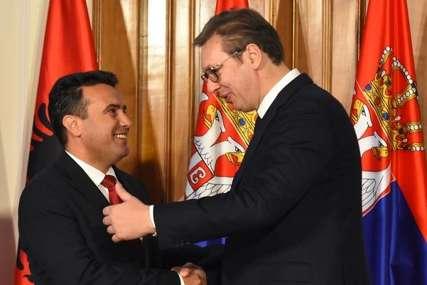 Zaev zahvalan zbog nove donacije vakcina Sjevernoj Makedoniji: Vučiću i Srbiji ovo nikada ne možemo zaboraviti