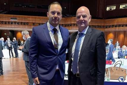 POMOĆ FIFA Fudbalski savez BiH uvodi VAR sistem