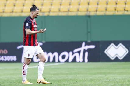 SEDAM MILIONA ZA GODINU Ibrahimović produžio saradnju sa Milanom