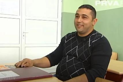 TEŠKA SUDBINA POVRIJEĐENOG VOZAČA Zoran je bio profesor u školi, a vozio je honorarno da prehrani porodicu