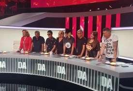Haos u Zvezdama Granda: Đorđe David i Marija Šerifović se međusobno vrijeđali, snimanje prekinuto