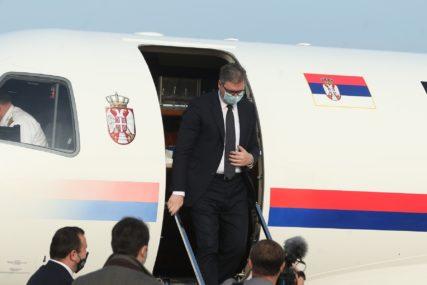 """""""Dobro došao predsjedniče"""" U Banjaluci osvanuli bilbordi posvećeni Vučiću (FOTO)"""