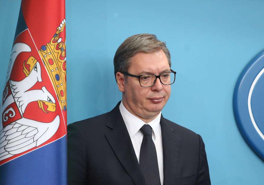 """""""Još mnogo pobjeda u budućnosti!"""" Vučić čestitao Noletu osvajanje titule na Rolan Garosu (FOTO)"""