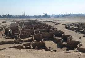 """VELIKO ARHEOLOŠKO OTKRIĆE U Egiptu otkriven """"izgubljeni zlatni grad"""", hiljadama godina bio zakopan pod pijeskom"""