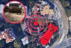 NAREĐENA EVAKUACIJA U nedjelju uništavanje avio-bombe pronađene na beogradskom gradilištu
