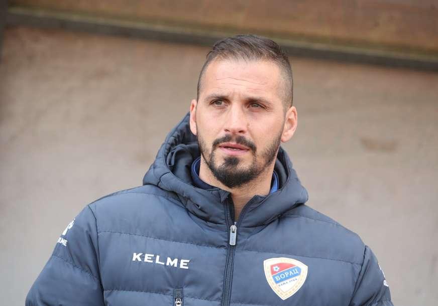 MAKSIMOVIĆ ZA ISTORIJU Trener Borca učestvovao u sva tri pohoda ka finalu Kupa BiH
