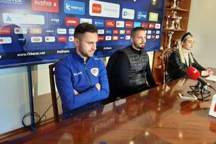 BORAC SUTRA DOČEKUJE KLIS Maksimović: Od finala Kupa ne treba bolji motiv