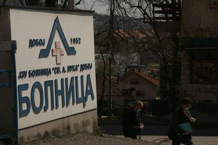 Korona u dobojskoj bolnici se ne predaje: U kovid odjeljenju hospitalizovano 99 pacijenata