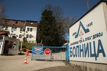 NA INTENZIVNOJ 14 PACIJENATA U dobojskom kovid odjeljenju hospitalizovano 120 osoba