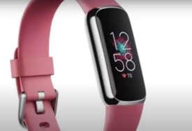 NOVITET Fitbit priprema luksuzni fitnes treker