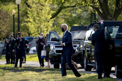 """""""Direktan susret najbolji način"""" Bajden želi sastanak sa Putinom"""