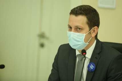 Zeljković na saslušanju u policiji: Predao se direktor Instituta za javno zdravstvo Srpske