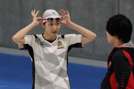 HEROINA IZ JAPANA Plivačica nakon leukemije izborila plasman na Olimpijske igre
