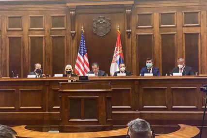 DIJALOG AMERIKE I SRBIJE Dačić: Nastavak partnerskog rada o kompromisu za Kosmet