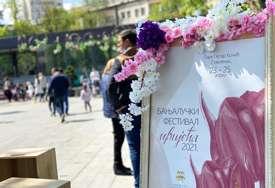 Procvjetao Park Petar Kočić: U Banjaluci otvorena izložba cvijeća (FOTO)