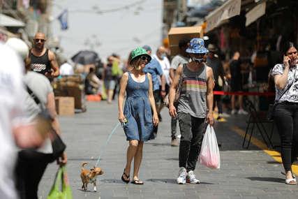 Normalizacija života u Izraelu: Bez maske na otvorenom, učenici ponovo u školama