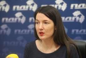 """""""Klasična zloupotreba pozicije vlasti"""" Trivićeva poručila da peticija SNSD nema smisla i da treba biti obustavljena"""