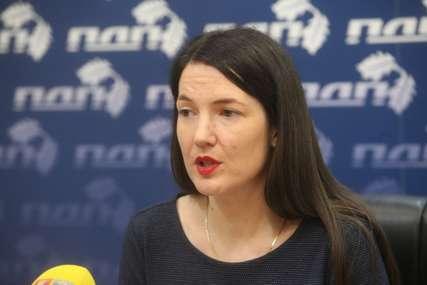 """""""Srljanje bez plana"""" Jelena Trivić poručuje da je sastanak sa ambasadorima potpuni promašaj"""