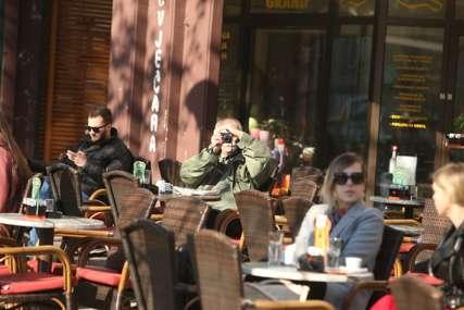 Na području opštine Istočno Novo Sarajevo tokom 1. i 2. maja rade samo ugostiteljski objekti