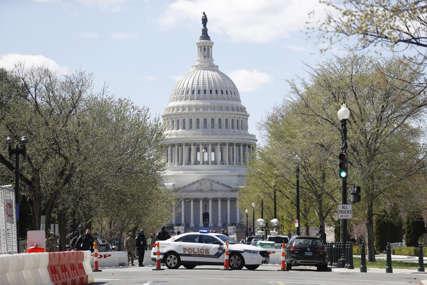 Epilog haosa u Vašingtonu: Policajac POGINUO na dužnosti, napadač ubijen (VIDEO)
