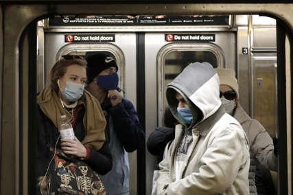 RASTE BROJ ZARAŽENIH Amerikanci u strahu od četvrtog talasa pandemije
