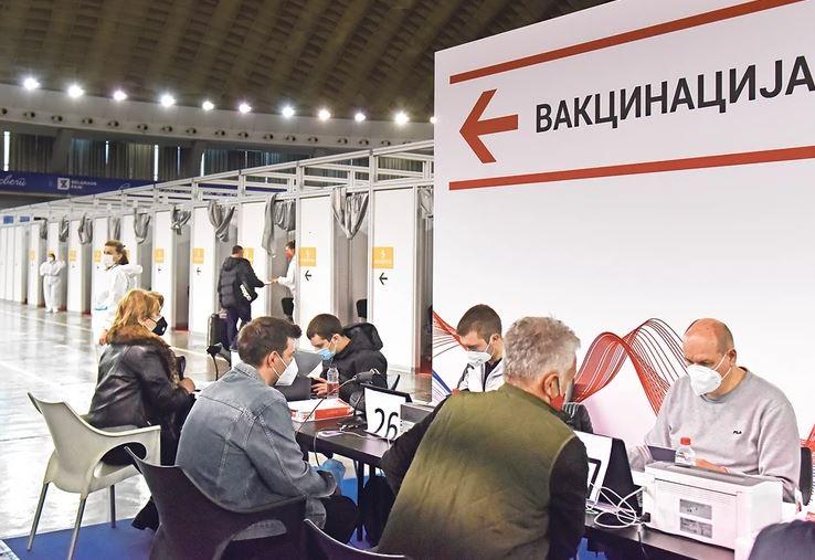 IMUNIZACIJA PROTIV KORONE U Beogradu je dato 930 hiljada doza vakcina