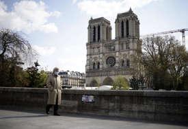 Francuska na udaru korone: Za jedan dan umrlo 449 osoba, registrovano još 6.696 novih slučajeva virusa