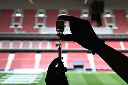 MASOVNA IMUNIZACIJA Glavni stadion u Lionu otvoren za vakcinaciju
