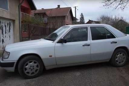 """""""NAJVJERNIJI DRUG U ŽIVOTU"""" Dušanki je ovo prvi automobil, nikada je nije iznevjerio i ne bi ga mijenjala za novi"""