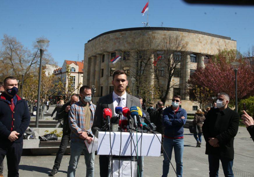 """Stanišić o produženju mjera """"Aktuelna vlast nastavlja da urušava ugostiteljski i turistički sektor Srpske"""""""