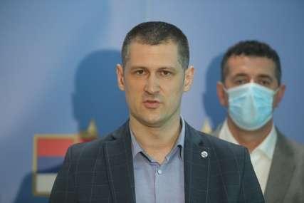 """""""Stanivukoviću nije dozvoljeno da pozove građane na protest"""" Stanić tvrdi da se opozicija podijelila oko najavljenog skupa u Banjaluci"""
