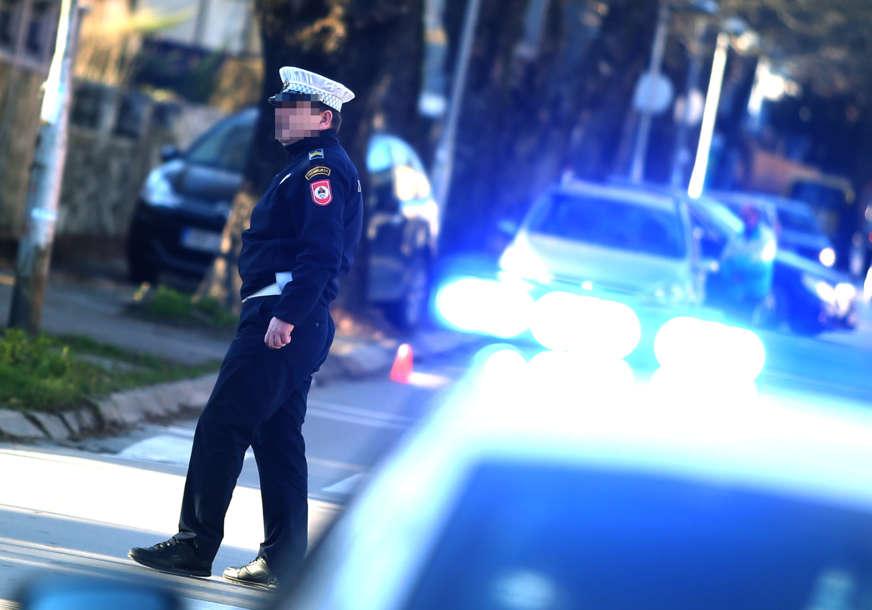 PRIJETIO SUGRAĐANINU Policija uhapsila jedna osoba na Sokocu