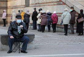 EVIDENTIRANO 2.535 ZARAŽENIH U Hrvatskoj od posljedica korone preminule još 34 osobe